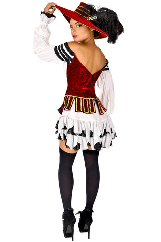 Sharon Pirate Skirt