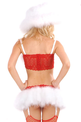 Mary Christmas Soft Cup Bra