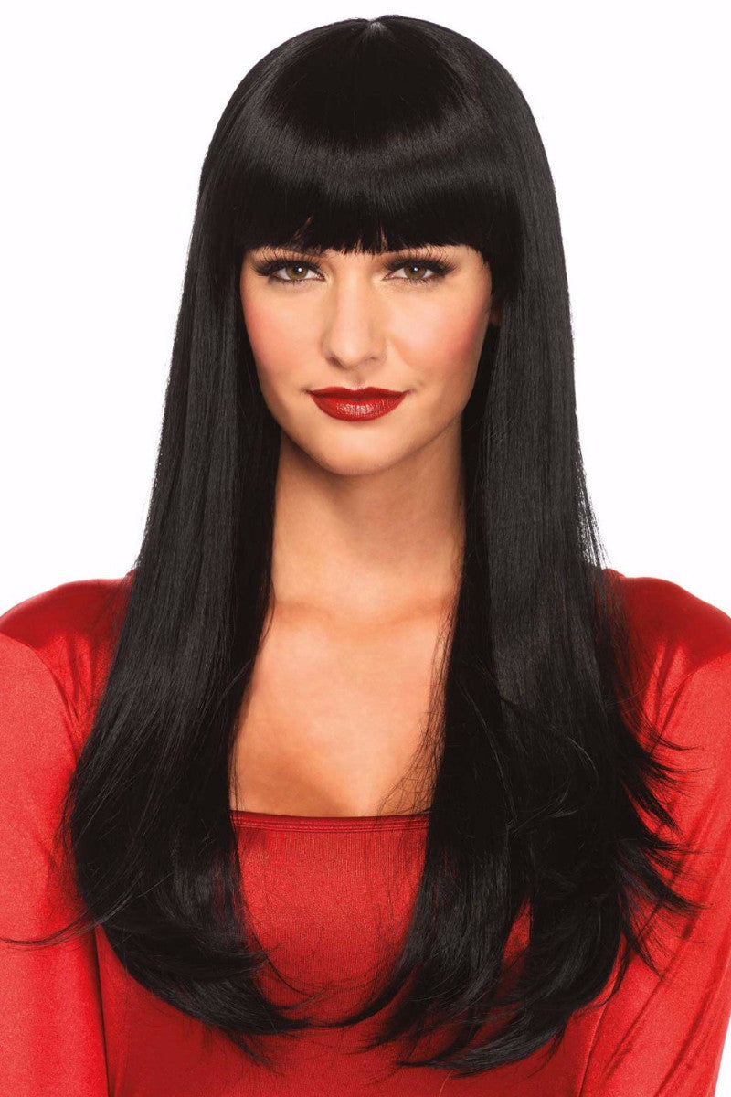 Long Straight Wig