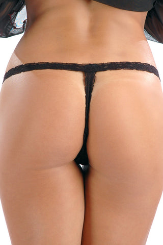 Lollipop Lace G-String