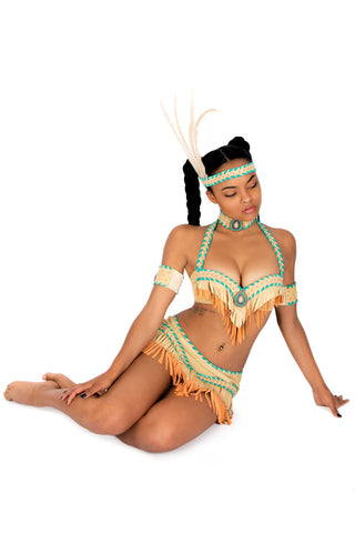 Choctaw Indian Bra