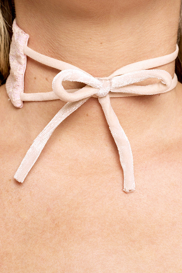 Amsterdam Twisty Choker