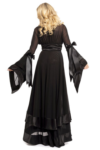 Simona Double Long Robe