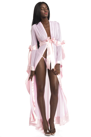 Simona Single Long Robe