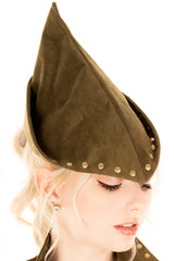 Pan Hat with Rivets
