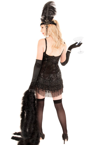 Tatianna Flapper Dress