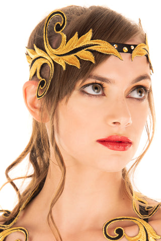 Flame Goddess Headband