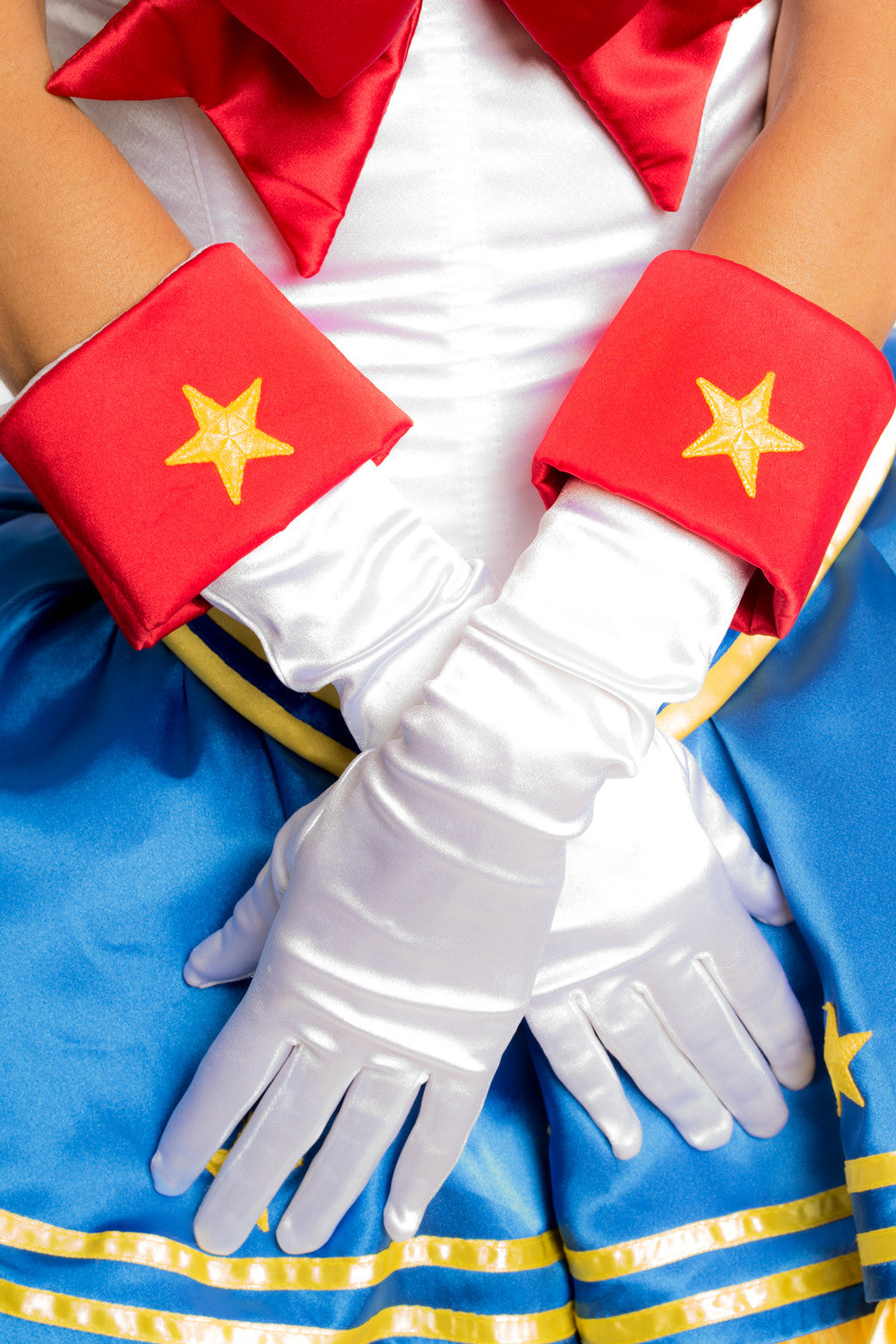 Anime Sailor Gloves
