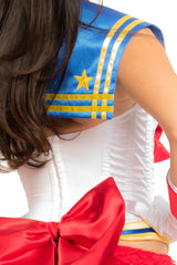 Anime Sailor Corset
