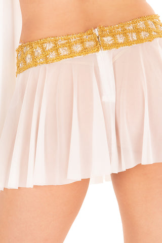 Athena Short Hip Skirt
