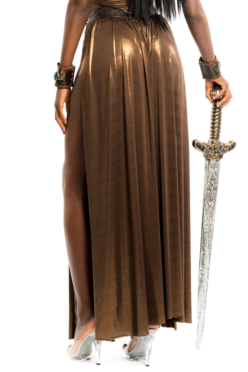 Dragon Queen Long Skirt