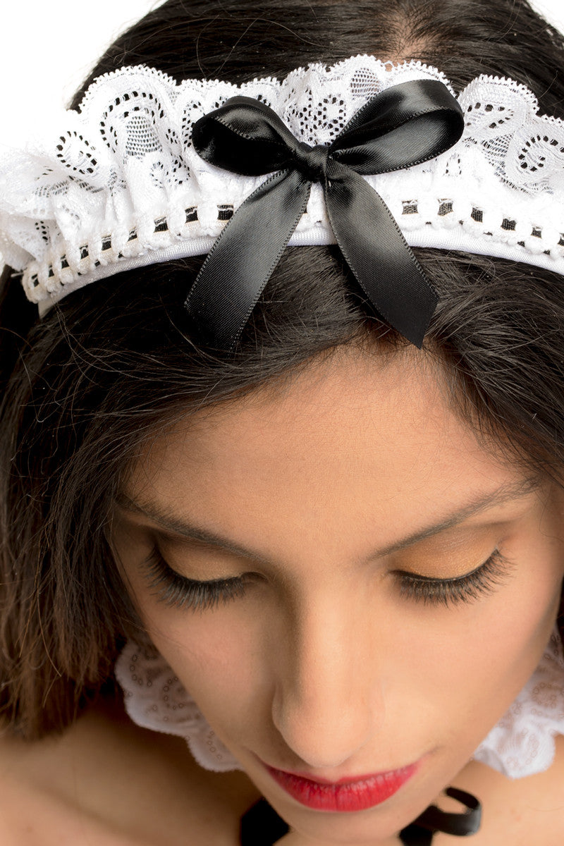 Boudoir Maid Head Piece