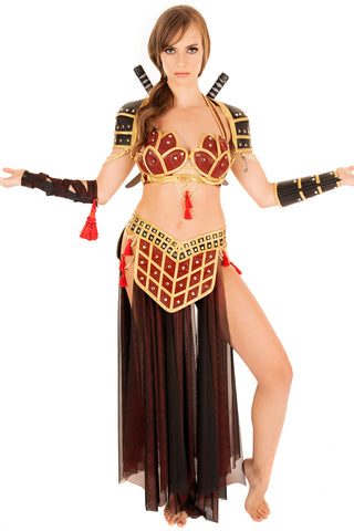 Imperial Warrior Bra