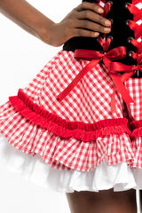 Red Riding Hood Skirt