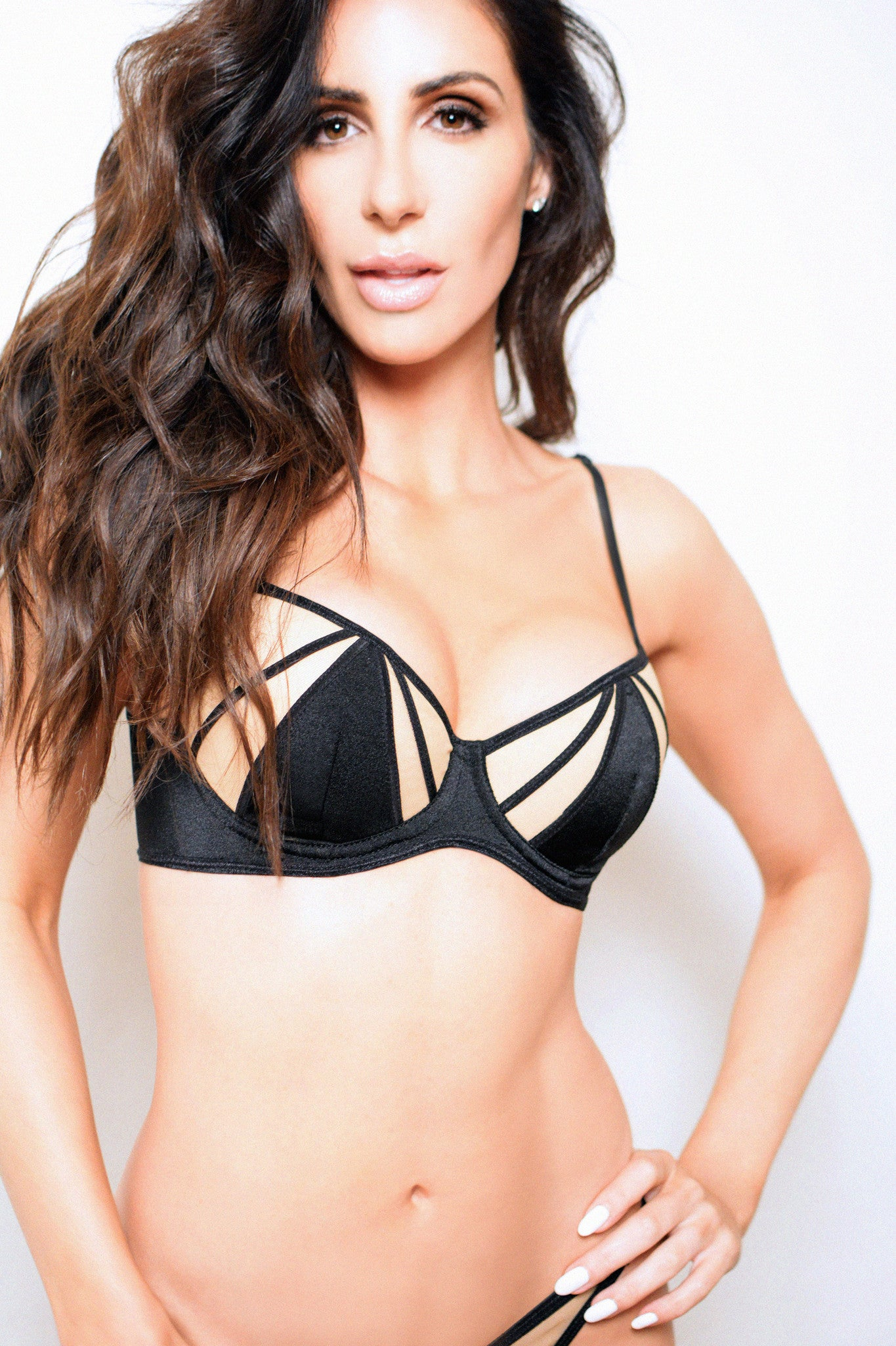 Deco Molded Cup Bra