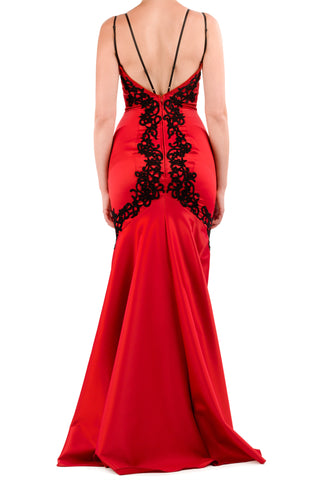 Bordello Gown