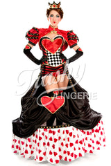 Lauren Queen of Hearts Hoop Skirt