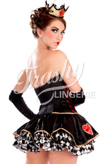 Queen of Hearts Edy Corset