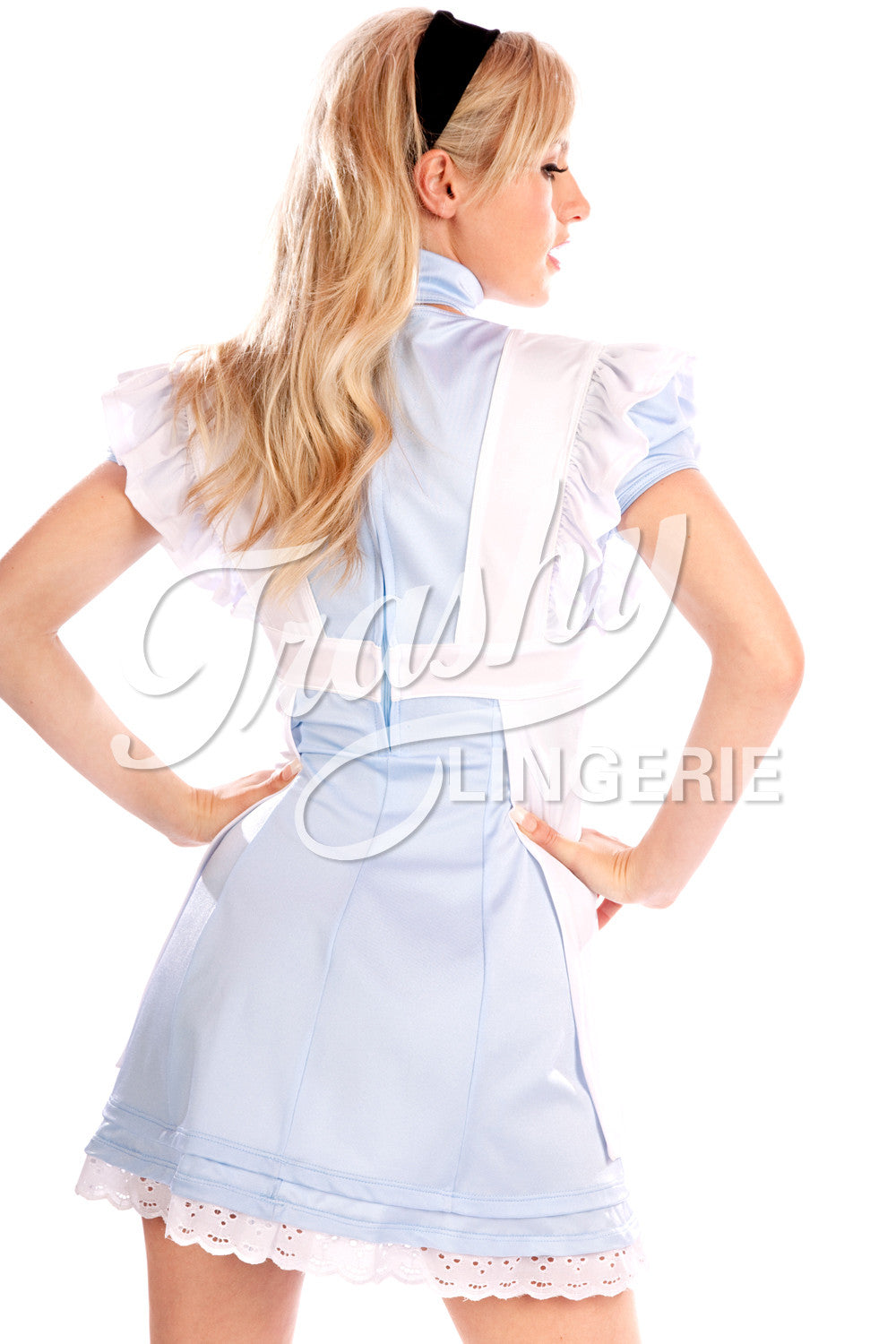 Spandex Alice Dress