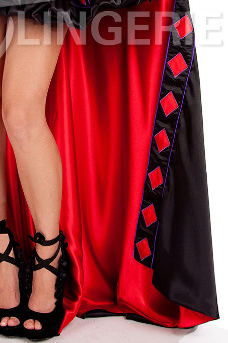 Wicked Queen Over Skirt
