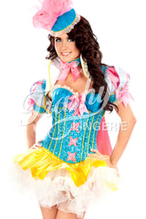 Sequined Snow White Bolero