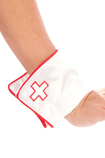 Satin Nurse Cuffs