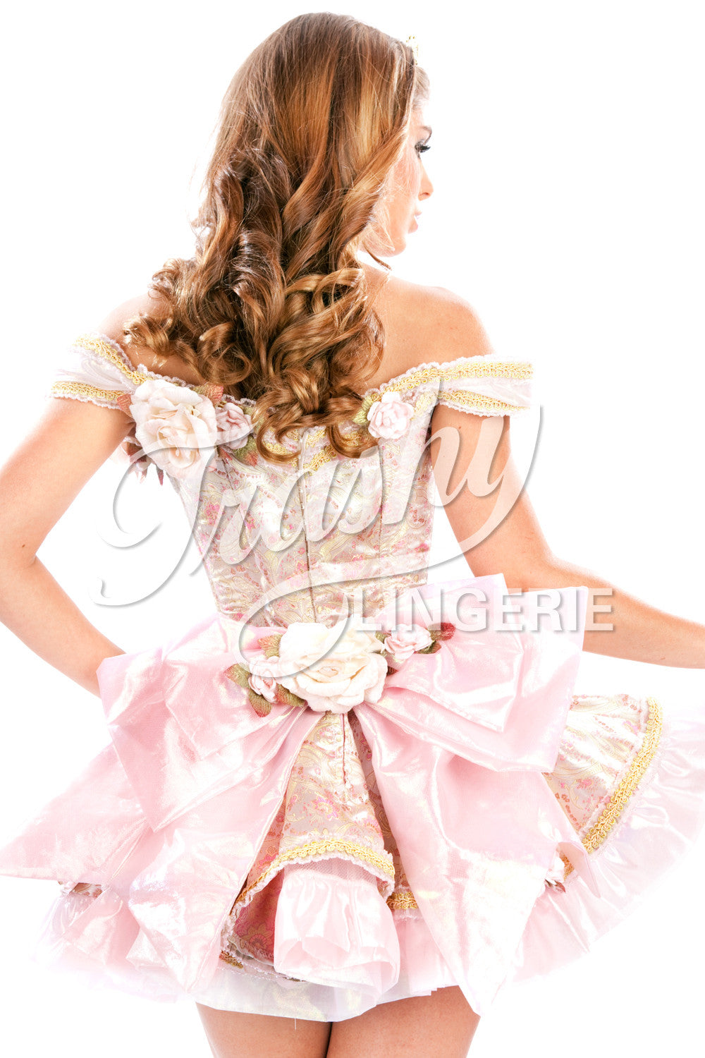 Rose Marie Bow Bustle