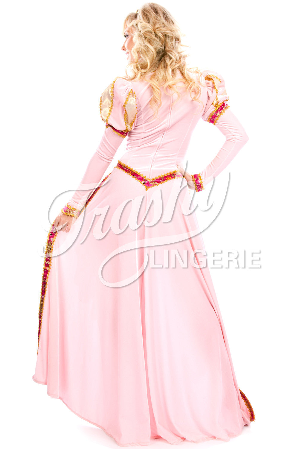 Fiona Sleeping Beauty Dress