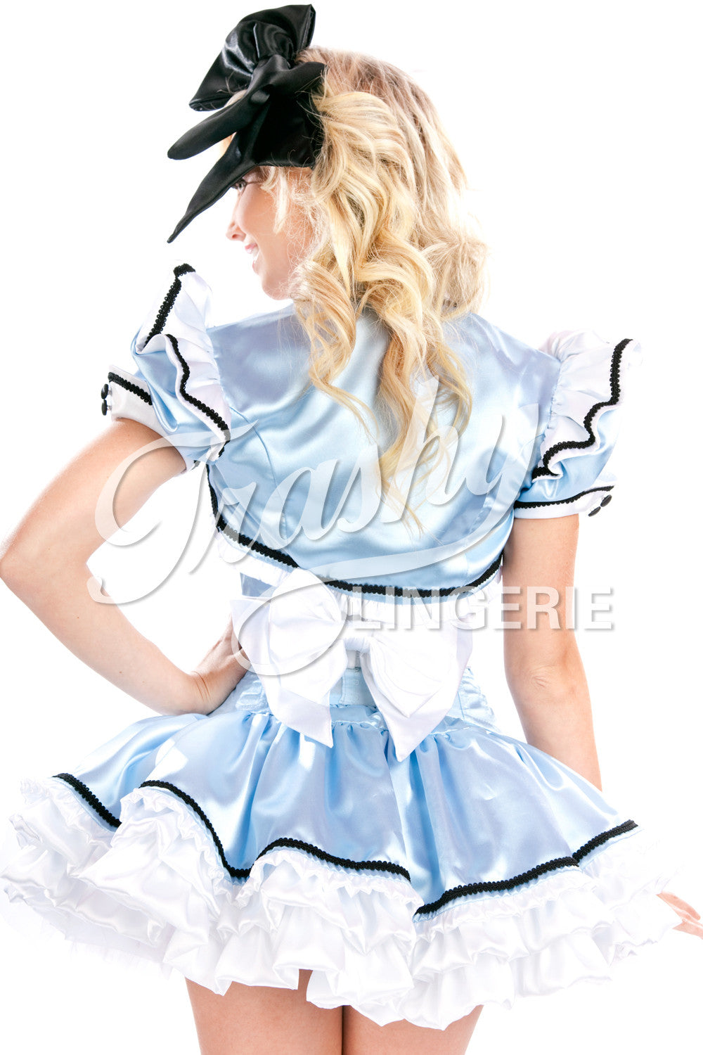 Rainbow Alice Corset with Apron