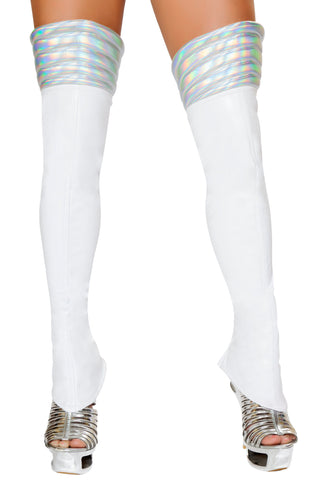 Space Girl Thigh Highs