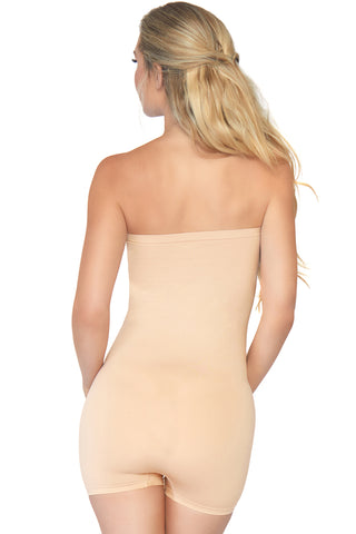 Naked Strapless Bodysuit