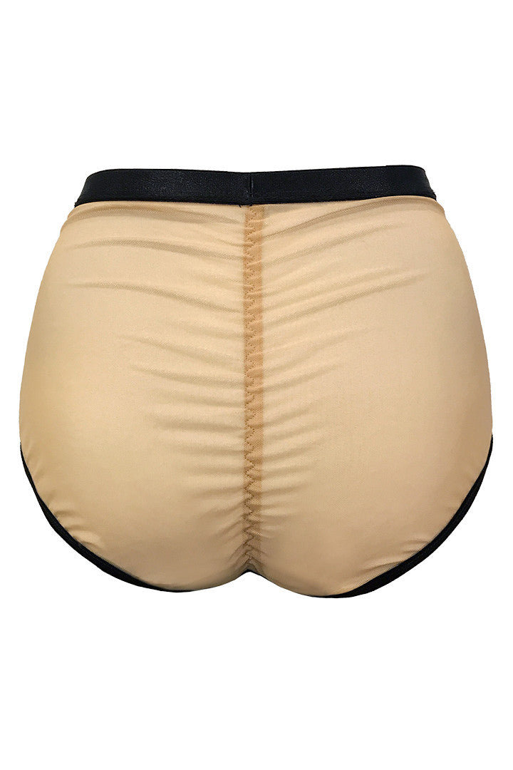 Deco High-Waisted Panty