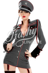 General Perversion Coat Dress