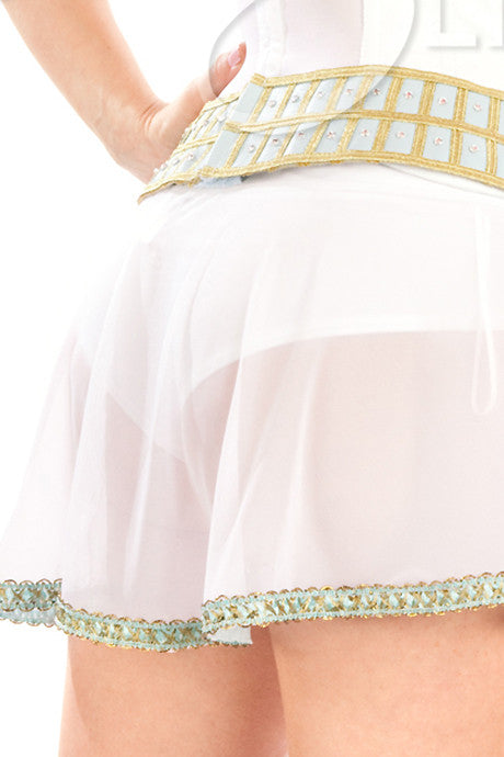 Queen of de nile WW Skirt