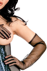 Sheer Stretch Gloves