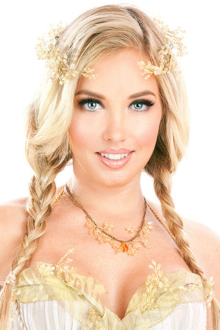 Grecian Goddess Crown