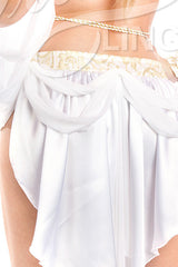 Grecian Goddess Skirt