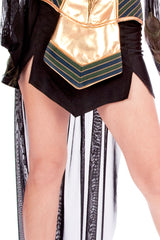 Cleopatra Short Skirt with Train