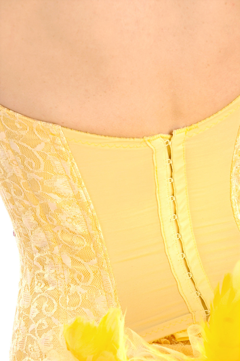Canary Corset