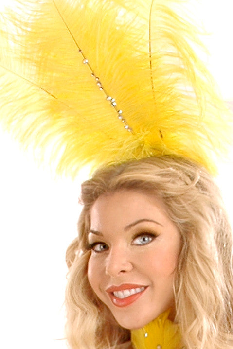 Canary Headpiece