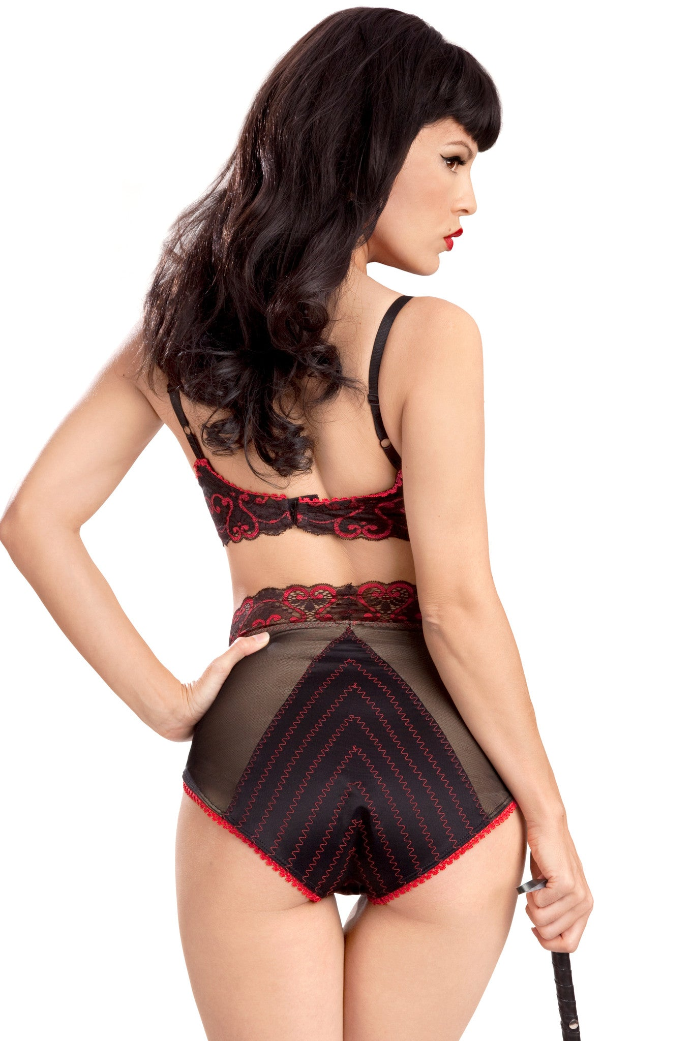 Corazon High Waisted Panty