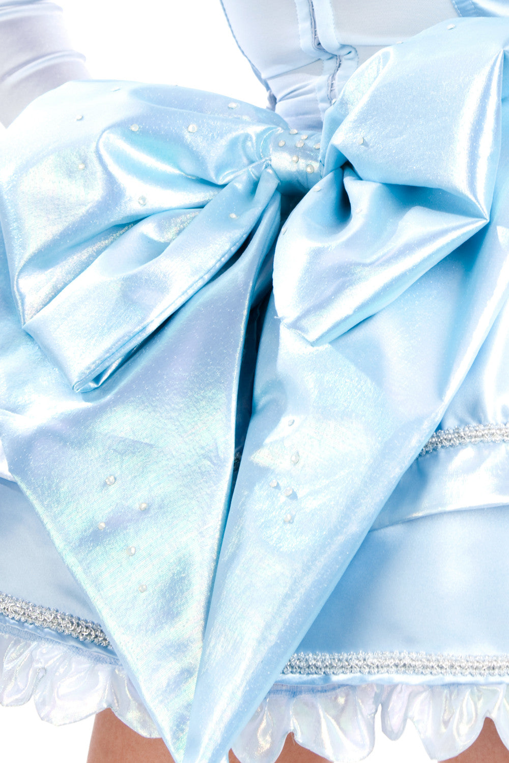 Paris Cinderella Bow Bustle