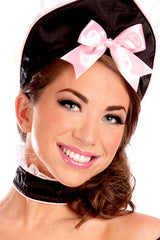 Button Frenchie Headband