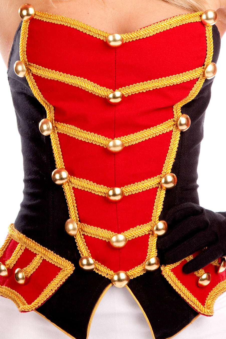 Miss Prince Deluxe Corset