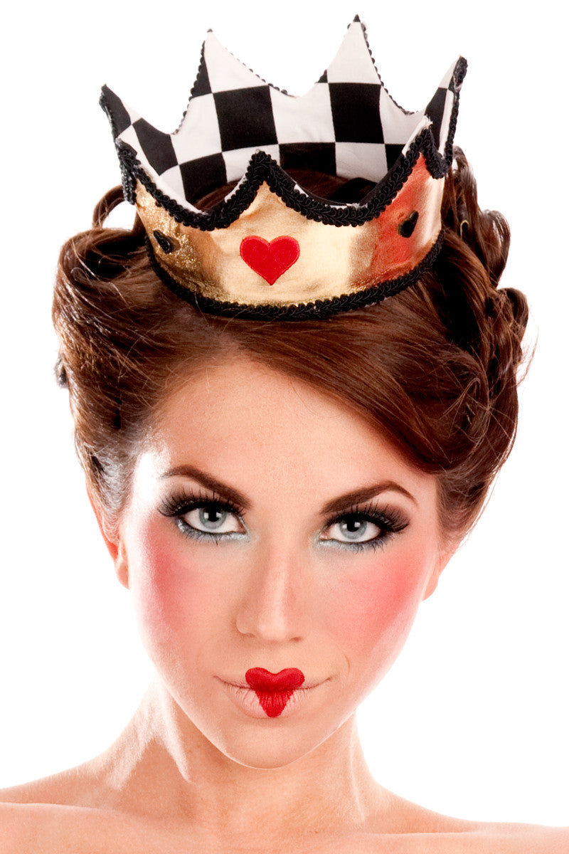 Lauren Queen of Hearts Crown