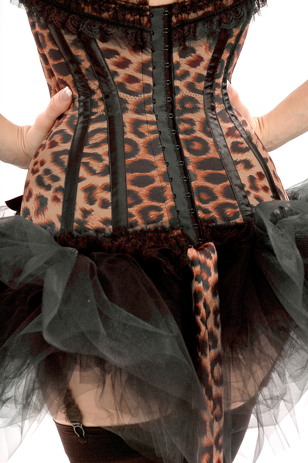 Satin Leopard Tail