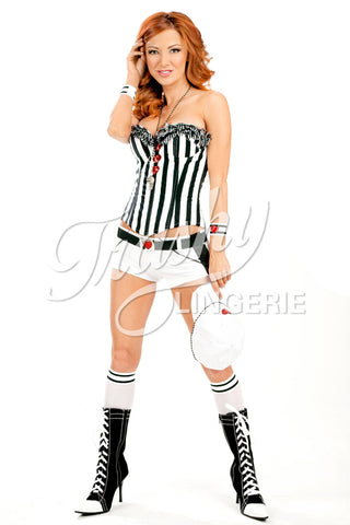Referee of Love Corset