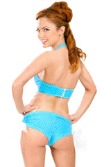 Stepford Scallop Underwire Bra