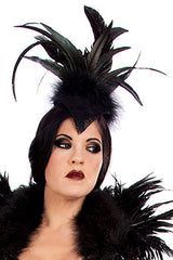Morticia Headdress