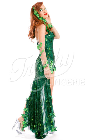 Poison Ivy Dress